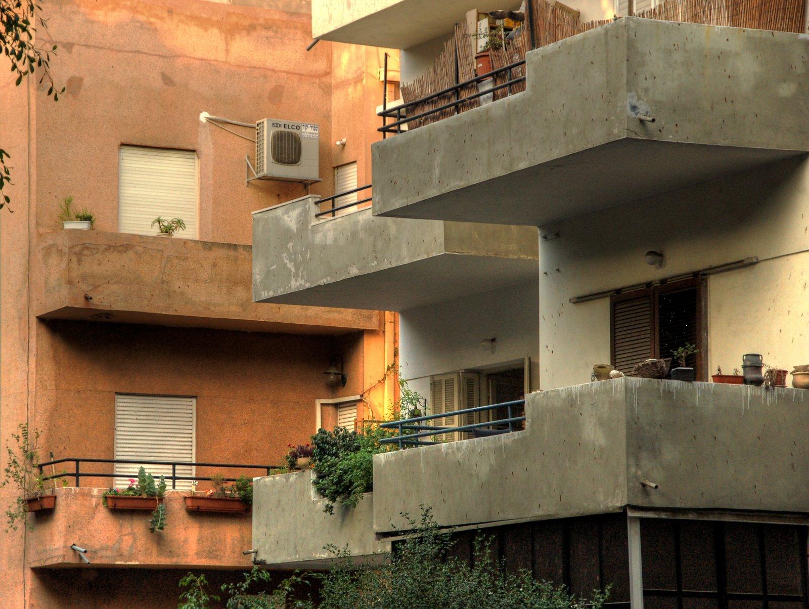 Tel aviv bauhaus architecture 03 blog for Architecture bauhaus